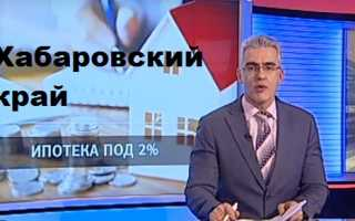 В первые дни в Хабаровском крае одобрено более 50 заявок по Дальневосточной ипотеке
